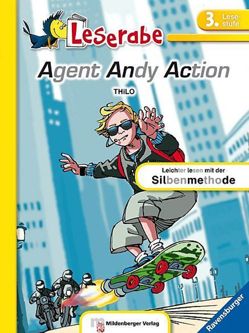 Leserabe - Agent Andy Action