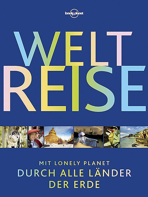 Lonely Planet Weltreise