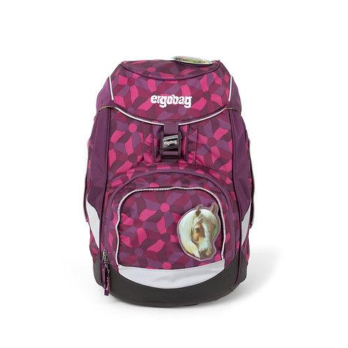 ergobag pack 6-teiliges Schulrucksack-Set Nachtschwärmbär