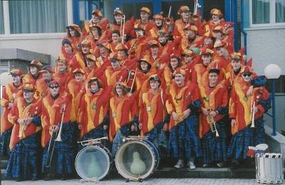 1993 - Feuer und Wasser