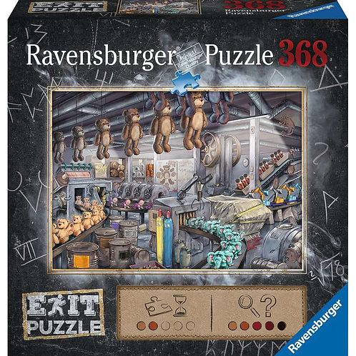 Puzzle Escape In der Spielzeugfabrik,
