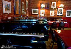 Carlo's piano