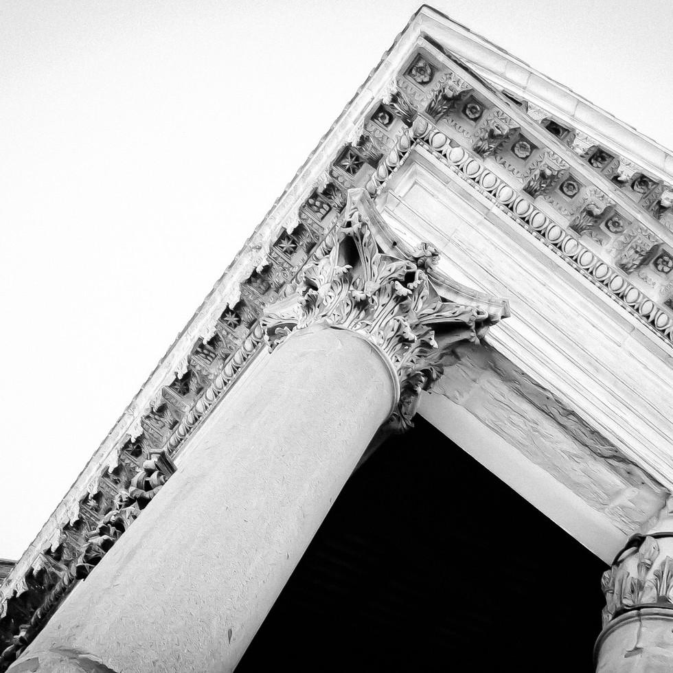 The Pantheon, Rome fotografiapittsburgh
