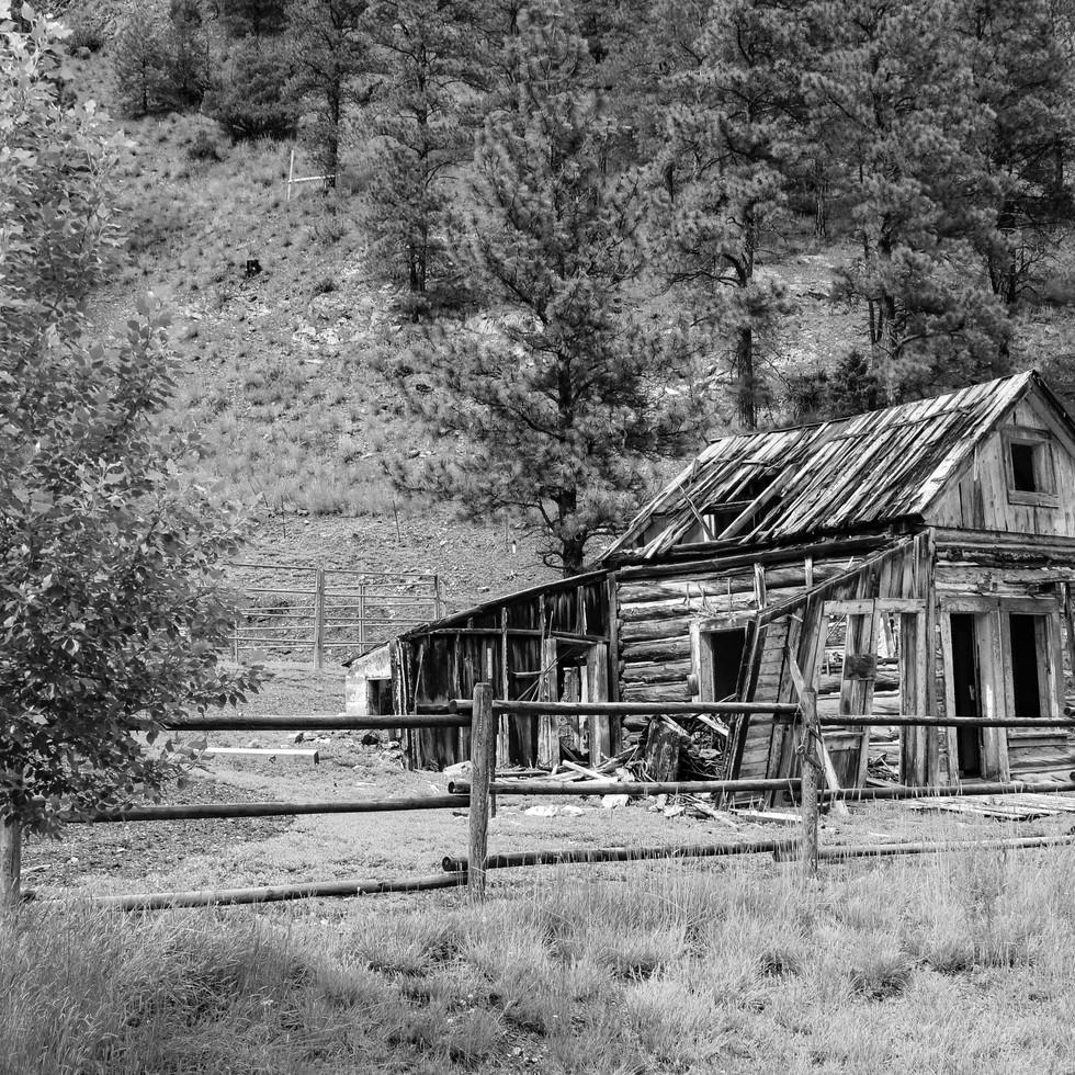 Montana Abandoned Barn fotografiapittsburgh.com