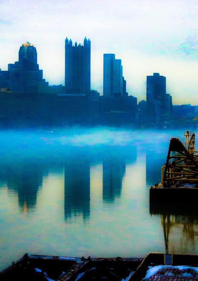 West End Bridge, Pittsburgh Moody Blues fotografiapittsburgh.com