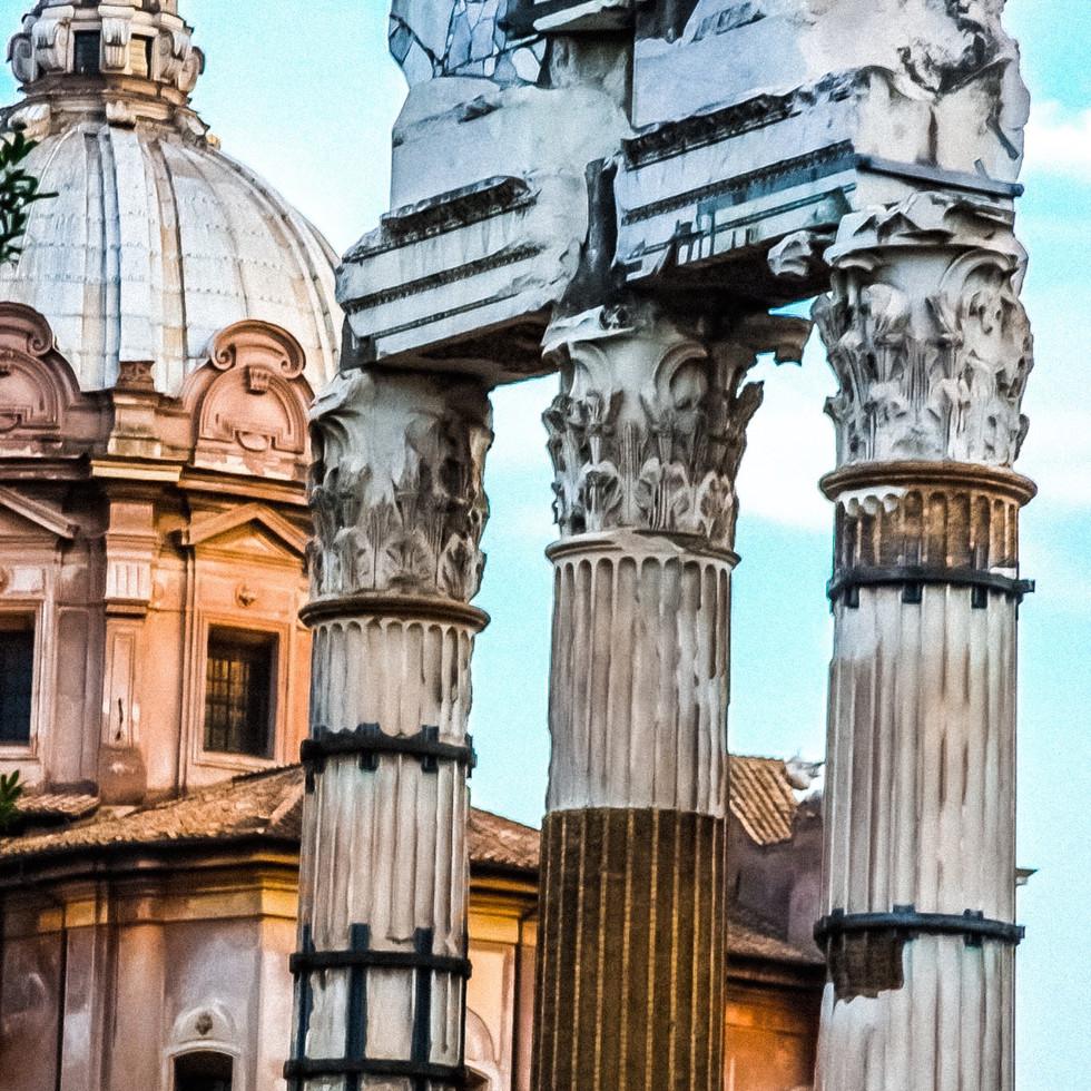 Ancient Rome Roman Forum fotografiapittsburgh.com