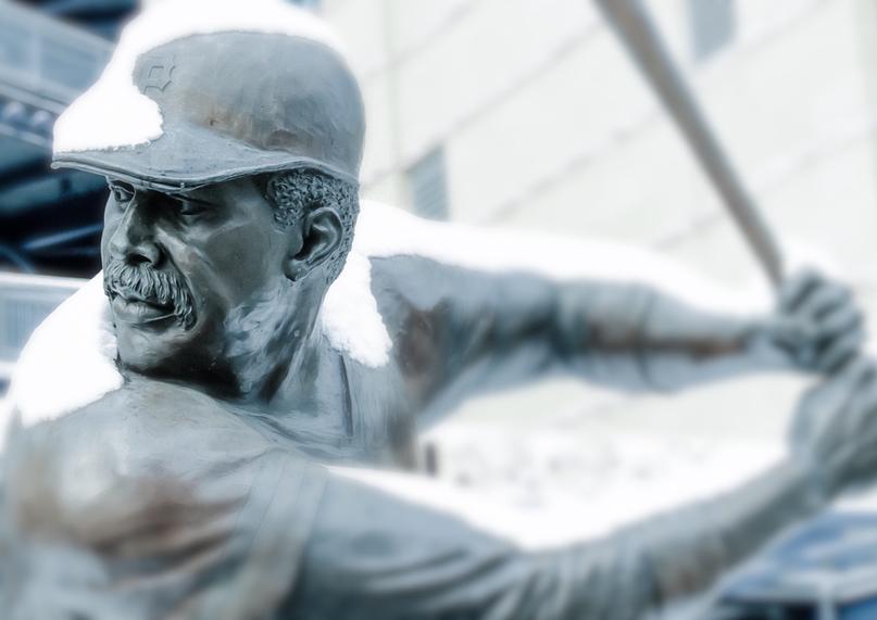 Willie Stargell Statue, Pittsburgh fotografiapittsburgh.com