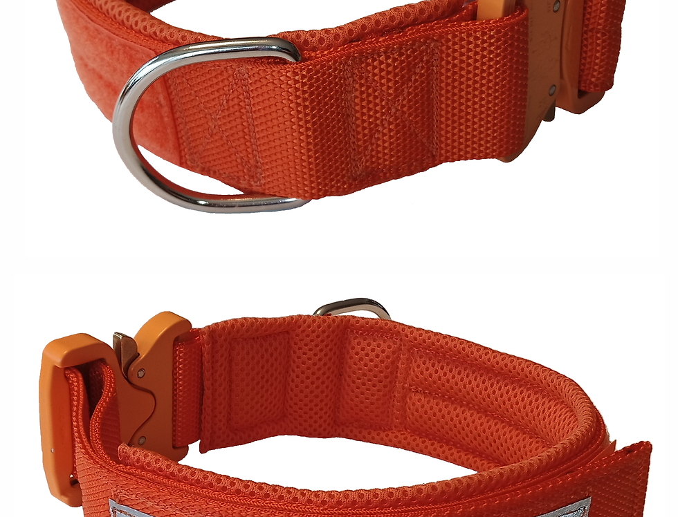 SAR K9 Collar with GT Cobra® Buckle