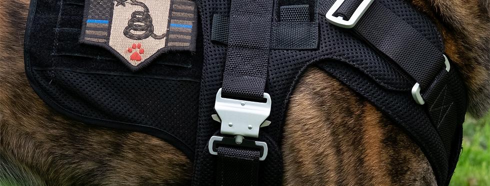 WARRIOR Patrol K9 Harness