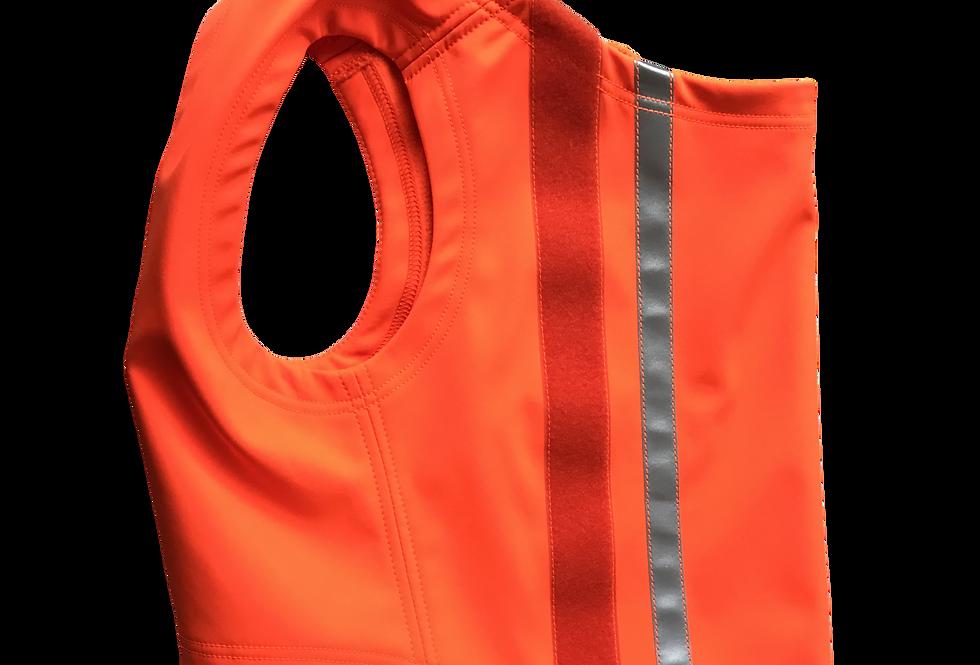 Hi Vis Cold Weather K9 Vest