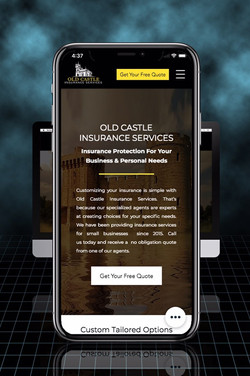 Old Castle Insurance - Mobile