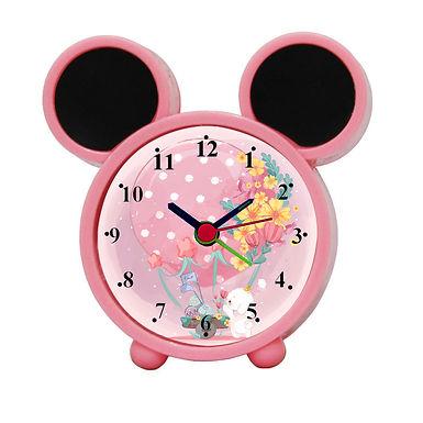 Cute Cartoon Alarm Clock for Kids Room by WENS