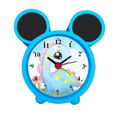 Cute Dinosaur Alarm Clock for Kids Room by WENS