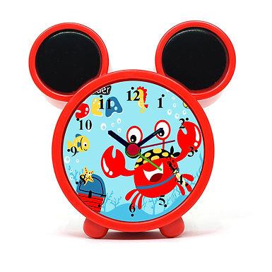 Undersea Alarm Clock for Kids Room by WENS