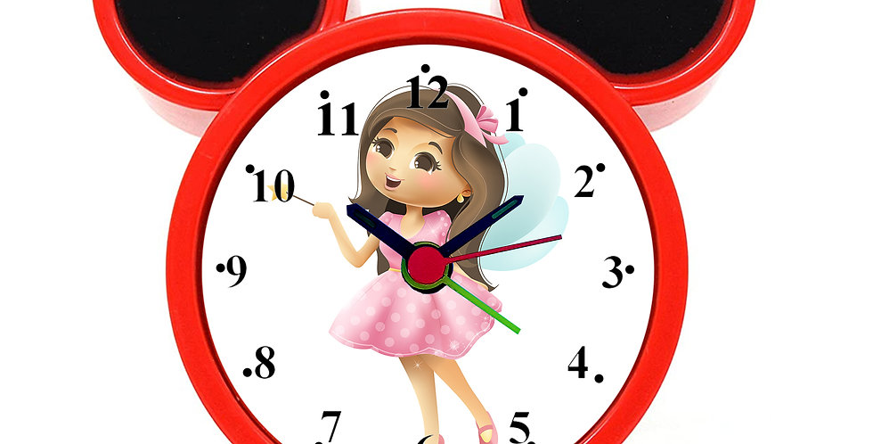 Magical Queen Alarm Clock for Kids Room by WENS