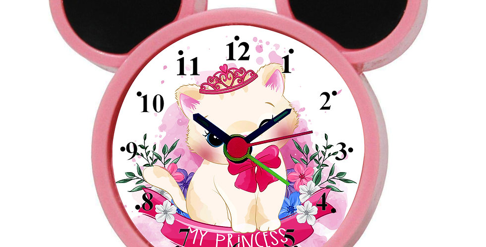 My Princess Alarm Clock for Kids Room by WENS