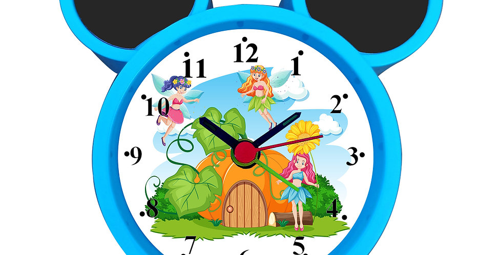 Fairytale Alarm Clock for Kids Room by WENS