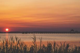 Sunset Duck, NC
