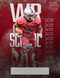 WR JPEG.jpgHamilton University Football WRBooklet Graphic
