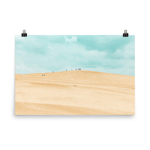 Sand Dunes - Outer Banks