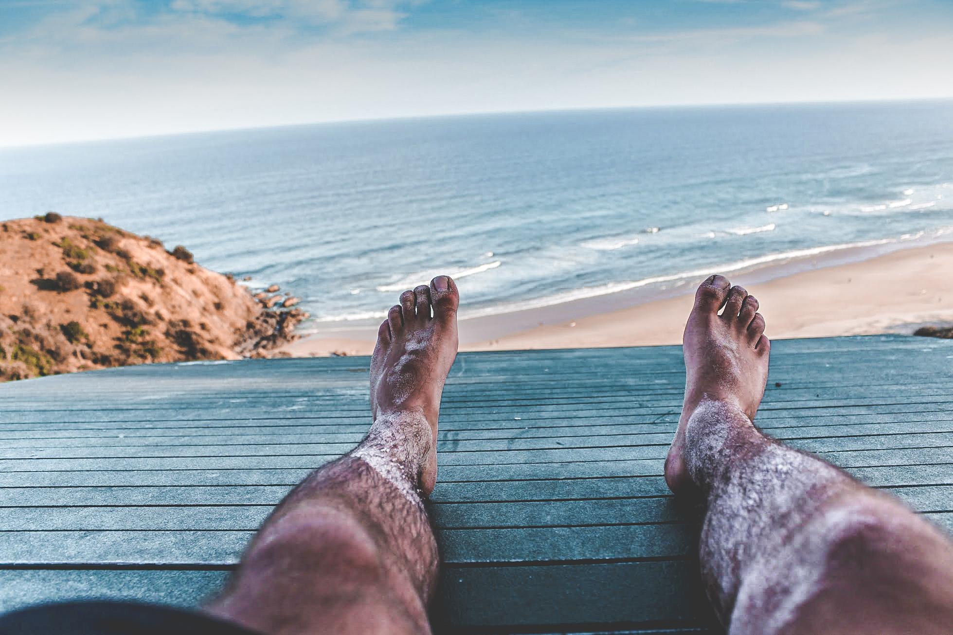 Byron Bay Feet