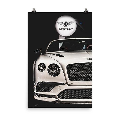 White Bentley