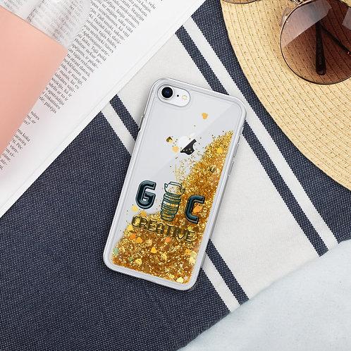 GC Creative Liquid Glitter Phone Case