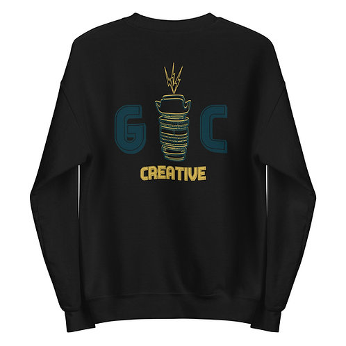 Unisex GC Creative Crew Neck Sweatshirt