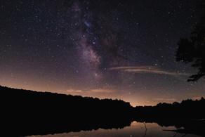 Catskills Milky Way