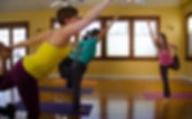 Sheryl Grunde yoga class natarajasana.jp