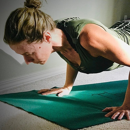 Yoga Inspired Boot Camp Online