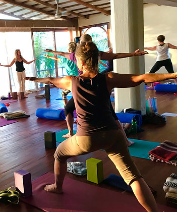 One Yoga Class with Sheryl