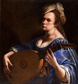 Artemisia_Gentileschi_-_Self-Portrait_as