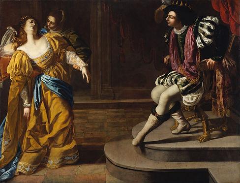 Gentileschi,_Artemisia_-_Esther_before_A