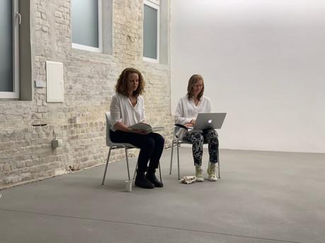 Susanne Kriemann & Cia Rinne