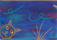 Le chat bleu C51