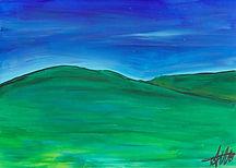 P40 Montagnes vertes