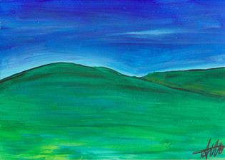 Montagnes vertes P40