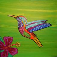 Le colibri PAP23