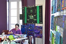 Salon des métiers d'art 2018 Roscoff stand