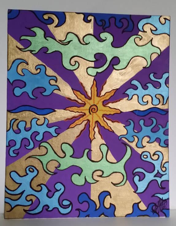 El viento y el sol CEA3