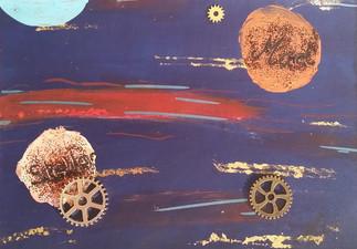 Les planètes C58
