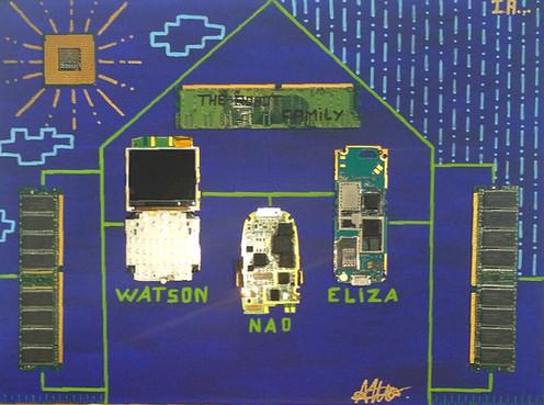The robot family TIR1
