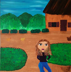 La fille de la ferme TAC3