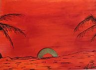 Soleil sur l'île rouge C03
