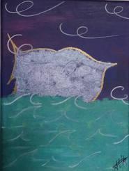 Le voilier fantome PAP12