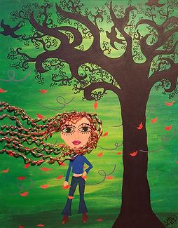 La fille de l'automne TAC1
