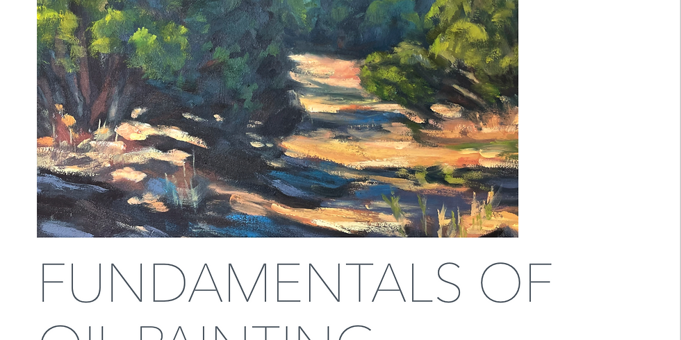 Fundamentals of Oil Painting