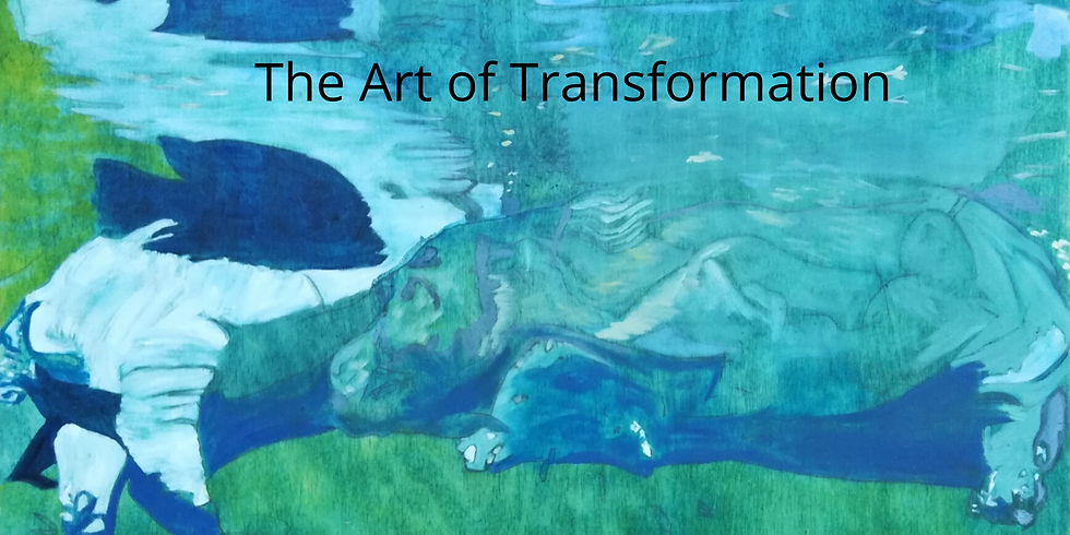 Fluid Nature: The Art of Transformation
