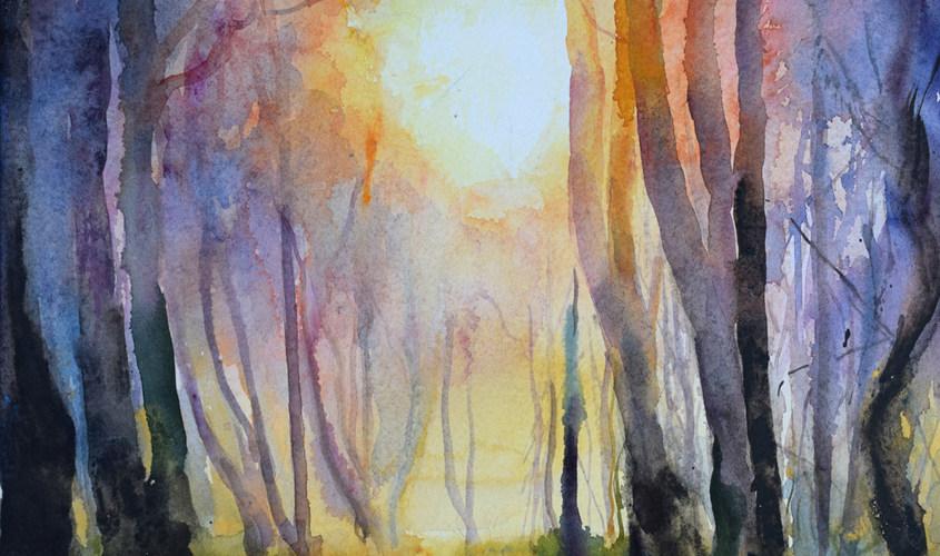 Trees, Chanctonbury